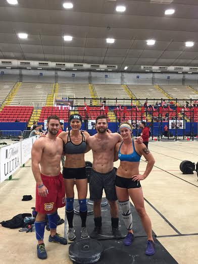 The Fittest Games 2nd place team