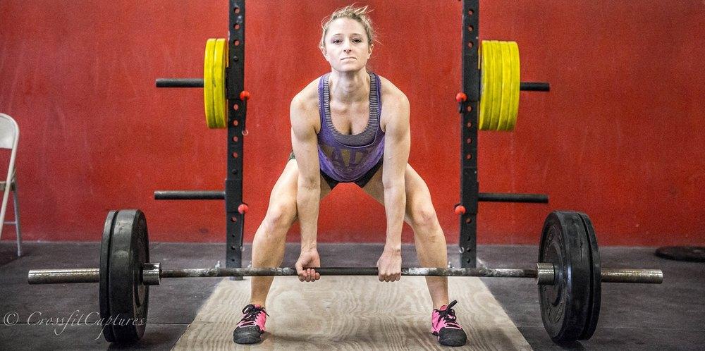 EaDo Elite athlete Lesie Jobe Photo Cred: Serria Prime