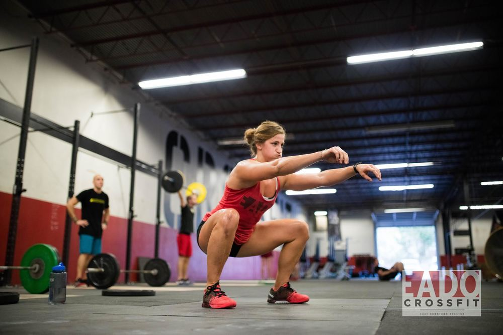 EaDo Elite Athlete Sara Fish  Photo Credit:  Sierra Prime