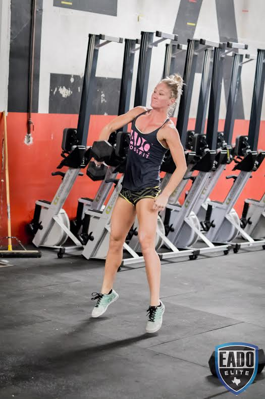 EaDo Elite Athlete Julie Felts  Photo Credit: Sierra Prime