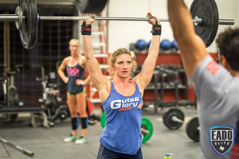 EaDo Elite Athlete Lauren Sisler  Photo Credit: Sierra Prime
