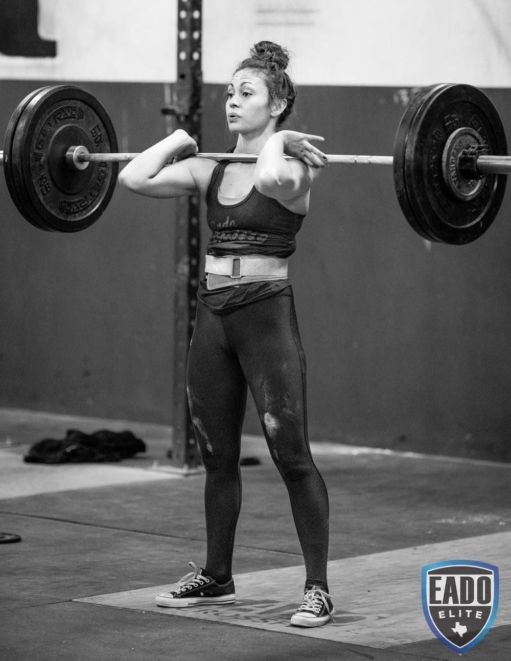 EaDo Elite Athlete Leah Massner  Phoyo Credit: Sierra Prime