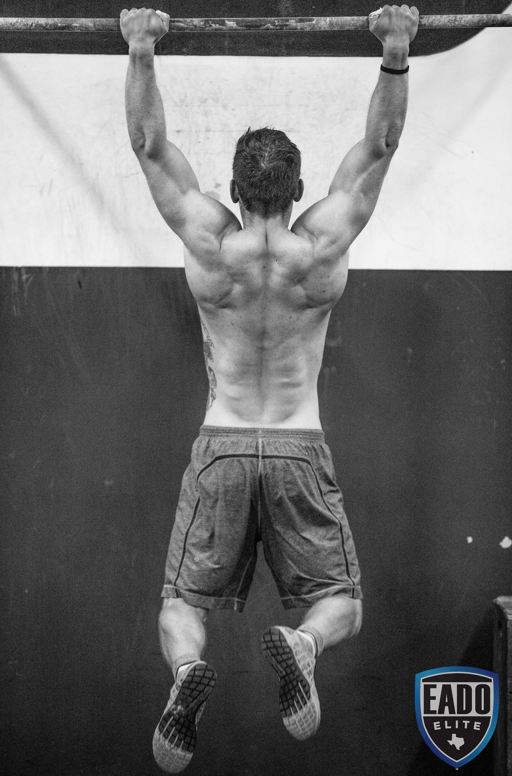 EaDo Elite Coach Connor Martin doing 16.3   Photo Credit: Sierra Prime