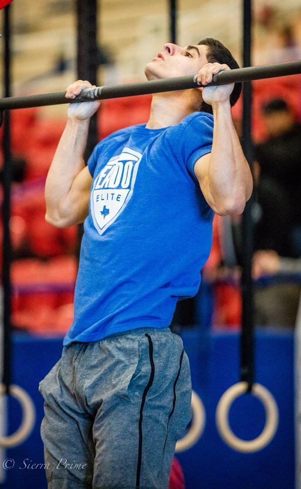 EaDo Elite Athlete Victor Sanchez Photo Credit: Sierra Prime