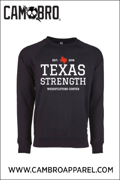 TXS Sweatshirt black and white.JPG