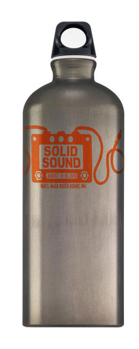 Wilco's Solid Sound 2010 Waterbottle  art direction, design + illustration