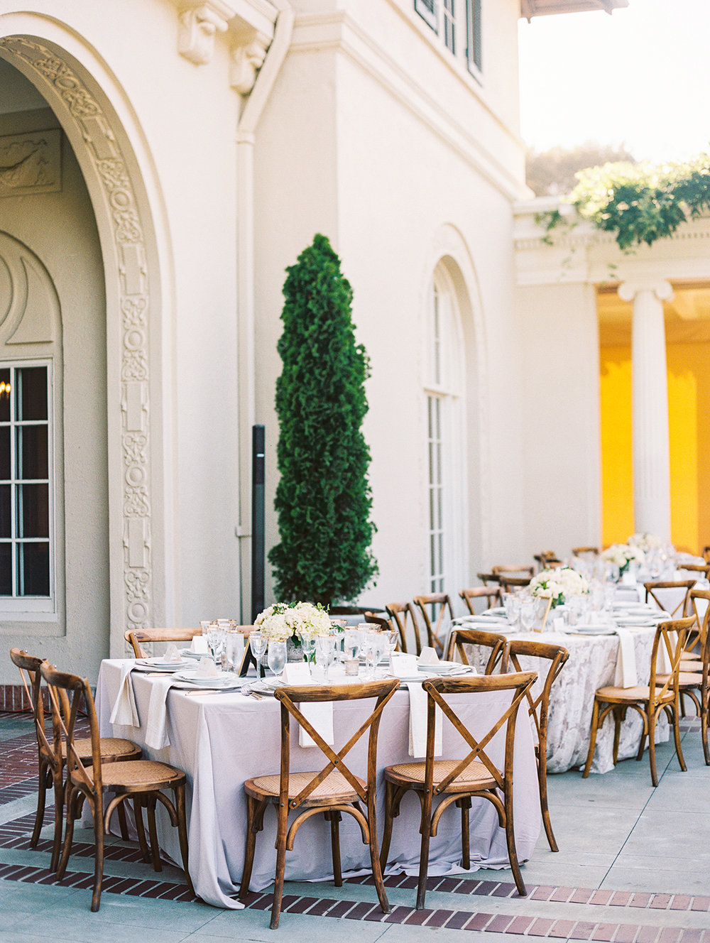 Elizabeth Anne Designs June 2017 - Elegant California Villa Montalvo Wedding //Photographed by The PoffsPlanning + Design by Charmed Events