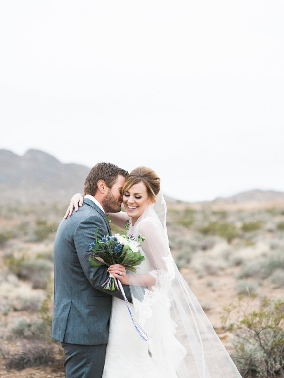 Dry Lake Bed Elopement