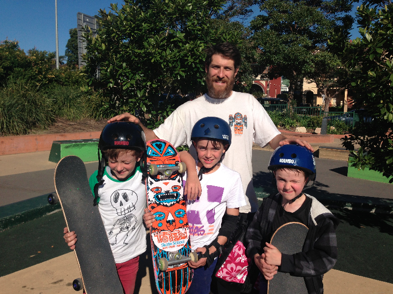 Head Coach Nigel Cameron   Nigel has been skateboarding for the better part of fifteen years and coaching for a decade. The man lives and breathes skateboarding so it is no wonder he established Totem Skate School with Aimee back in 2010.    Nige has a genuine passion for working with young people and is currently studying Youth Work at TAFE. Nigel has a wealth of knowledge when it comes to skateboarding which has made him an asset to many small communities as he assists with the planning and development of local skate parks.   Nigel is accredited with The Australian Sports Commission and has First Aid Qualifications.