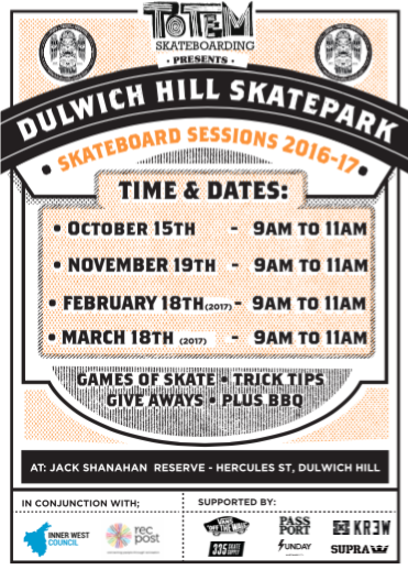Screen shot Dulwich hill poster.png