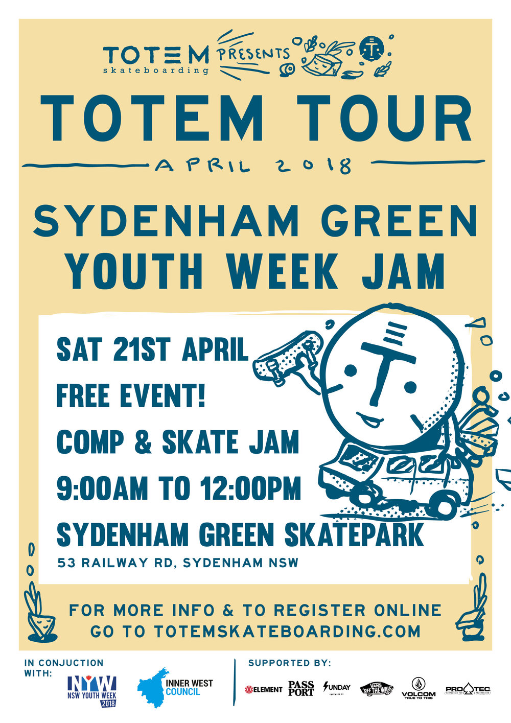 TOTEM TOUR-SYDENHAMGREEN.jpg