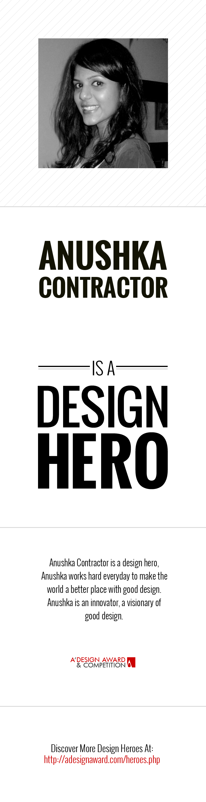 A'Design Award, Design Hero