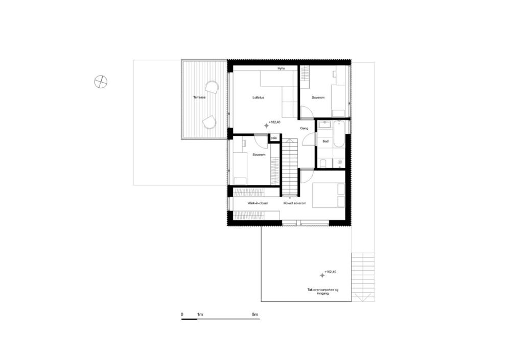 Plan 2. etasje