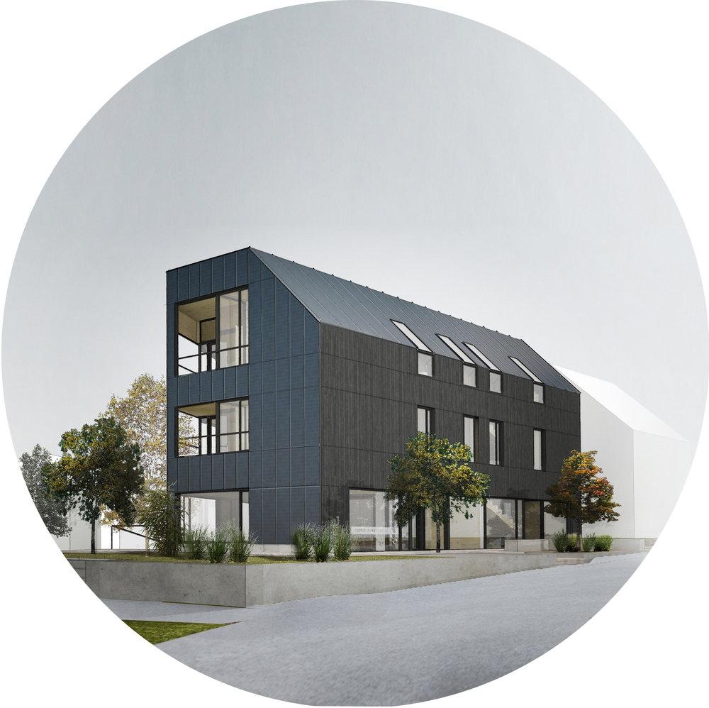 """BÆREKRAFT OG KVALITET  En bærekraftig bygning må ha kvaliteter som er verdt å ta vare på, som estetikk, opplevelse, funksjonalitet og materialbruk, såvel som lavt energiforbruk og lave utslipp.Siden starten har vi hatt fokus på miljøriktig prosjektering.Daglig leder Finn Magnus Rasmussen har bred erfaring innenfor området, blant annet har han programmert flere arkitektkonkurranser med miljø som fokus, vært oppnevnt jurymedlem for NAL og er passivhusrådgiver i """"Lavenergiprogrammet"""".Vi har jobbet med FutureBuilt og har erfaring med Enova og Husbankens krav til økonomisk prosjekttilskudd."""