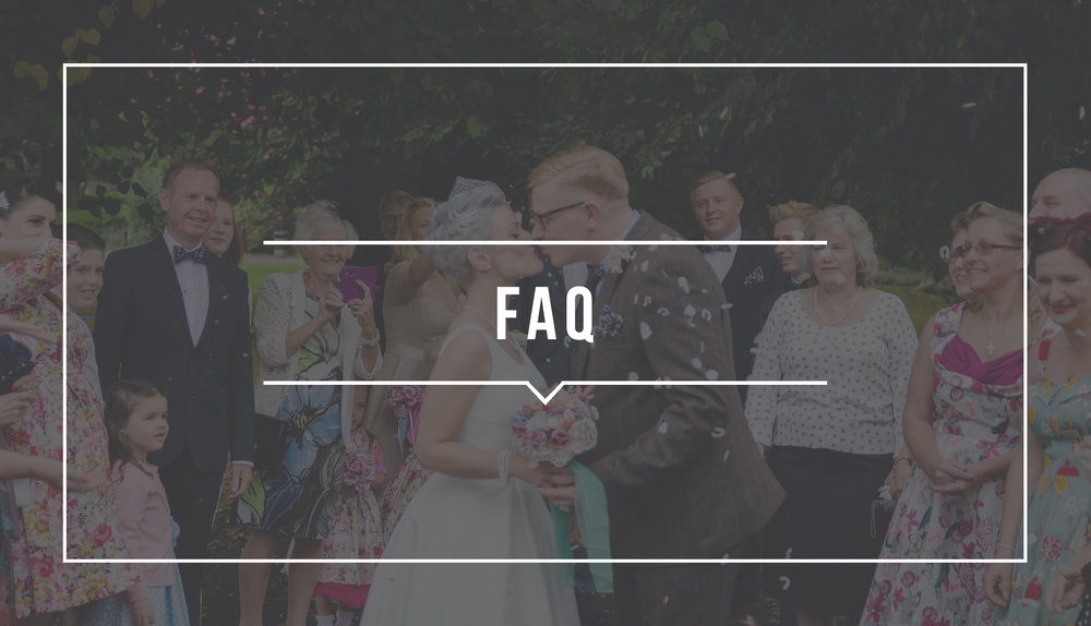 Click to see frequently asked questions