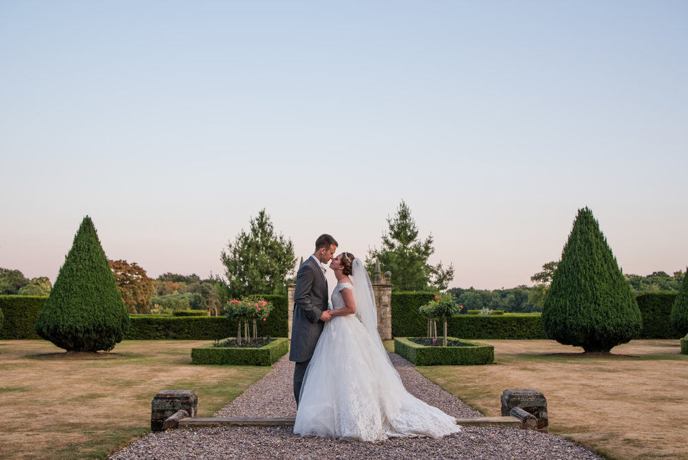 Wedding Photographer Staffordshire | Hoar Cross Hall