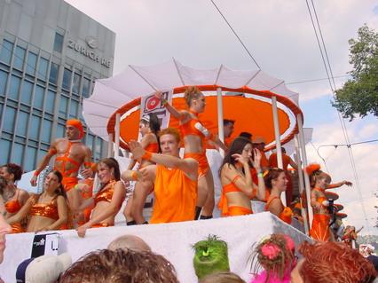 Parade 2001