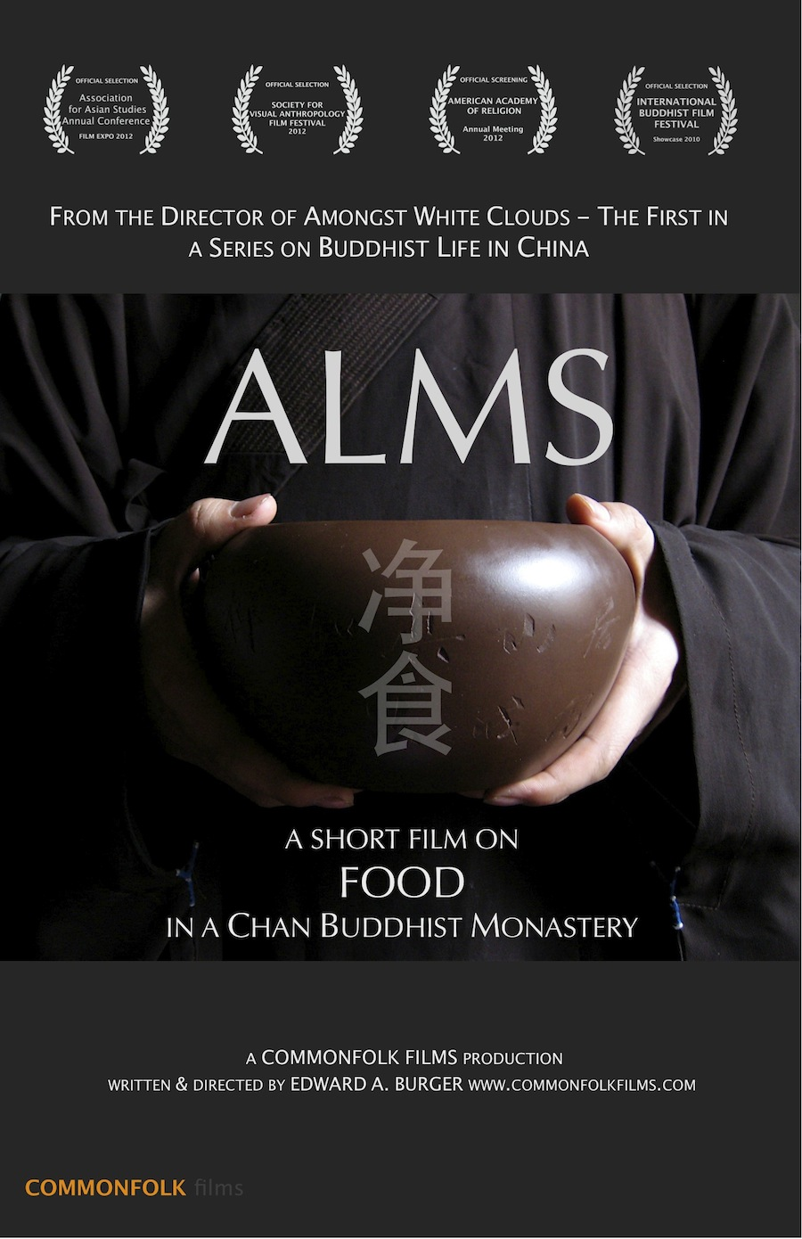 ALMS - A short film on food in a Chan Buddhist Monastery