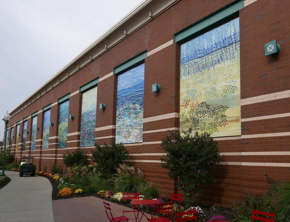 Gateway Center Installation
