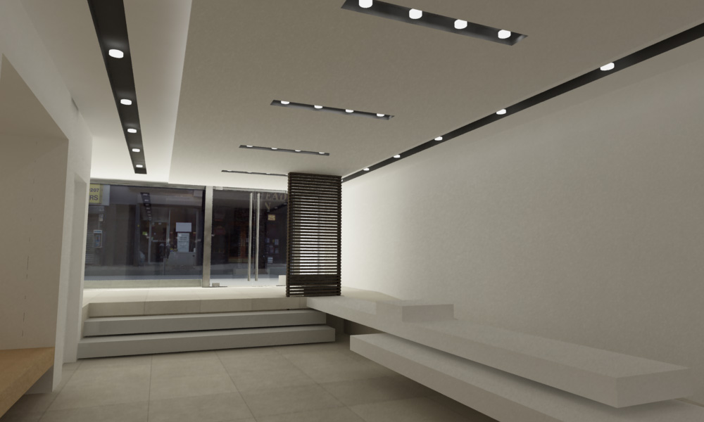Retail Gallery Design