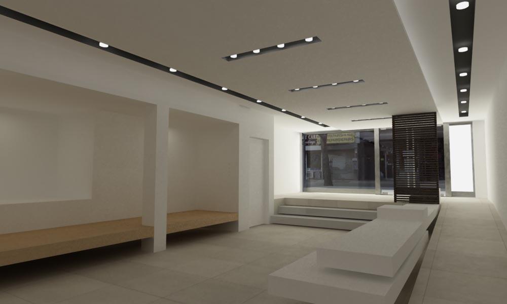 Retail Gallery Design