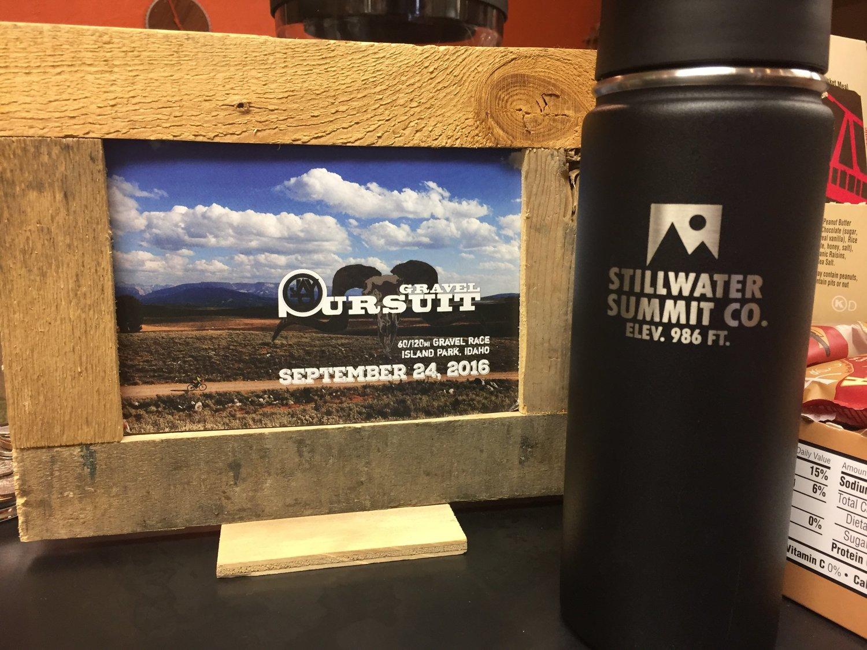 2016 Gravel Pursuit — Team Peters