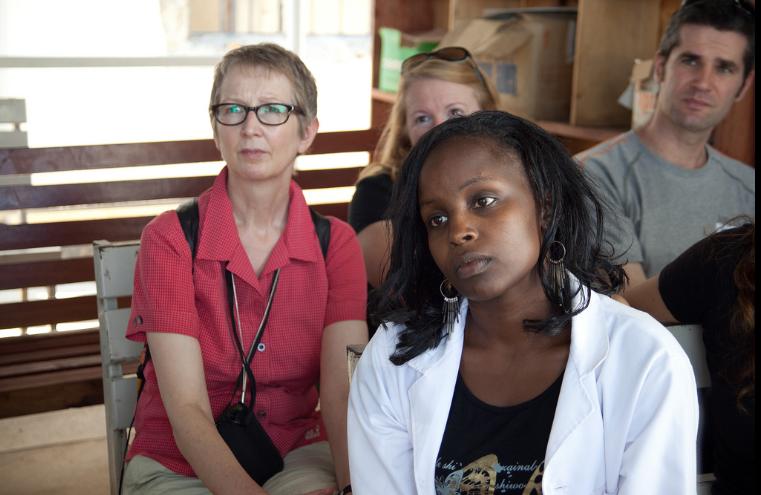 GSK PULSE Fellows in Kisumu, Kenya