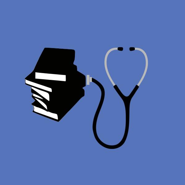 Hit the books for better health!