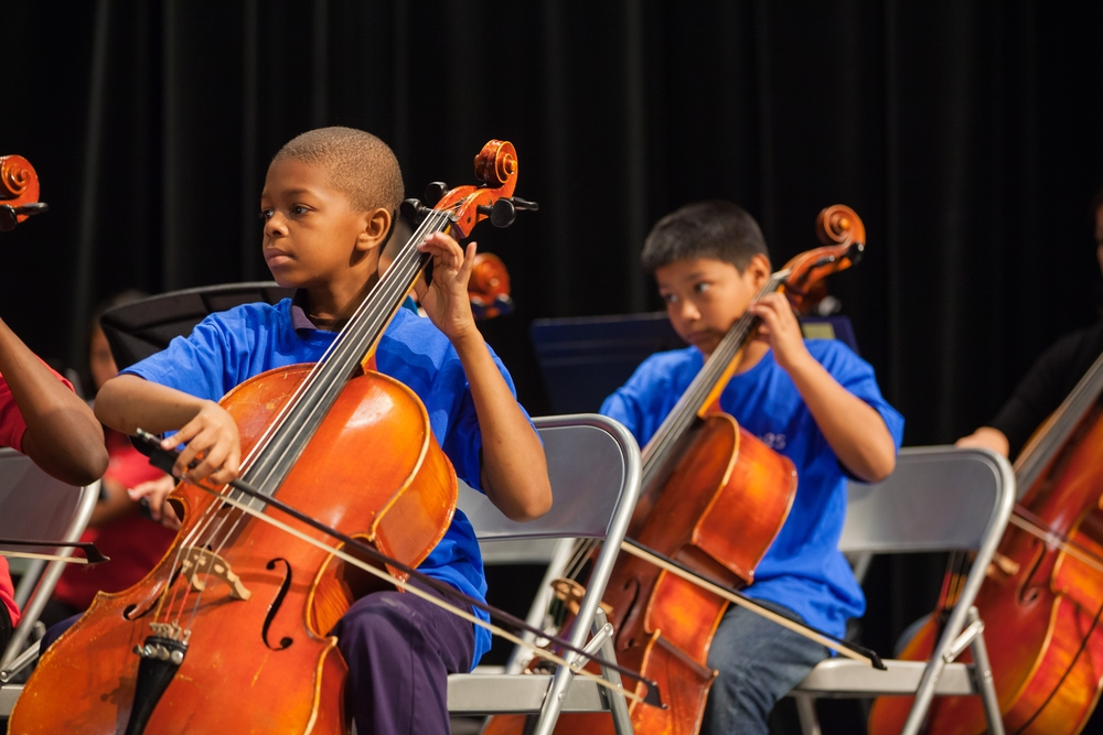 KidzNotes brings students and music education together
