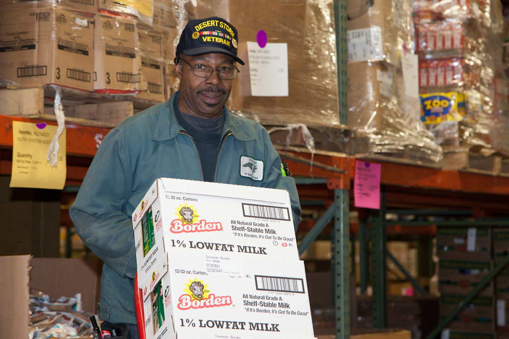 Food Bank of Central & Eastern North Carolina is building healthy communities by restoring hope to children, families and seniors one meal at a time.