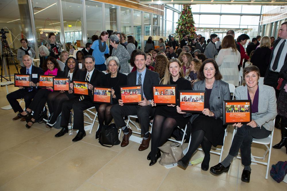 2014 Philadelphia IMPACT Award Winners