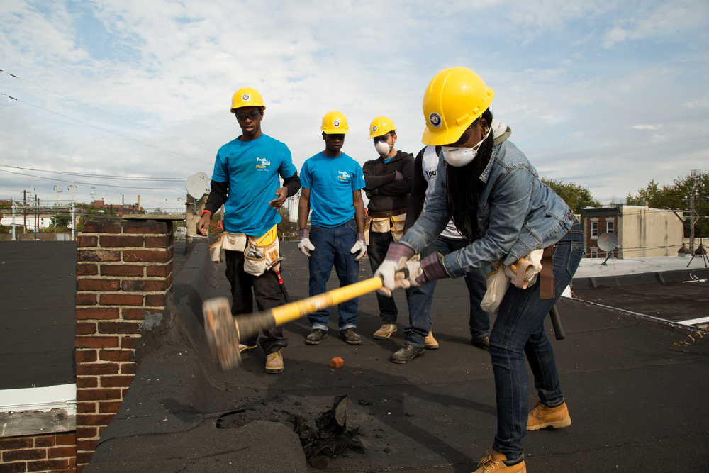 YouthBuild Philly