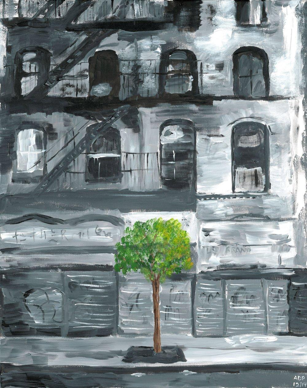 """City Trees"""