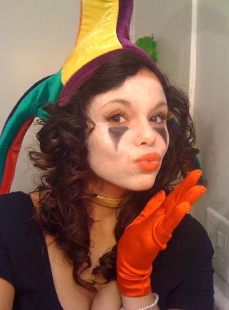 Jessica Blandino--Clown (1)
