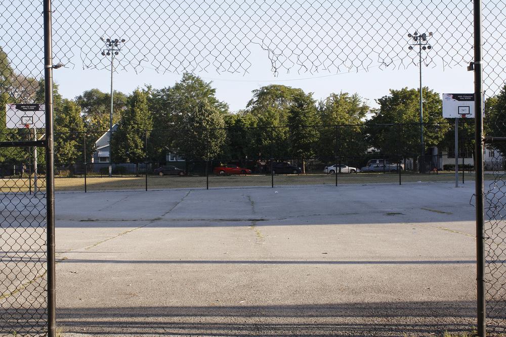 Basketball Court at Alfred D. Kohn Elementary