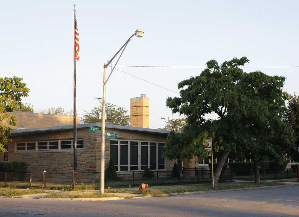Kate S Buckingham Special Education Center