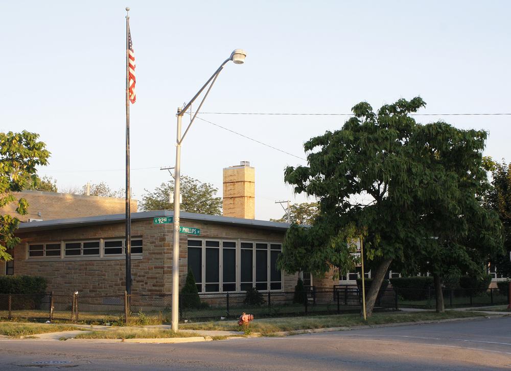 Kate S Buckingham Special Education Center