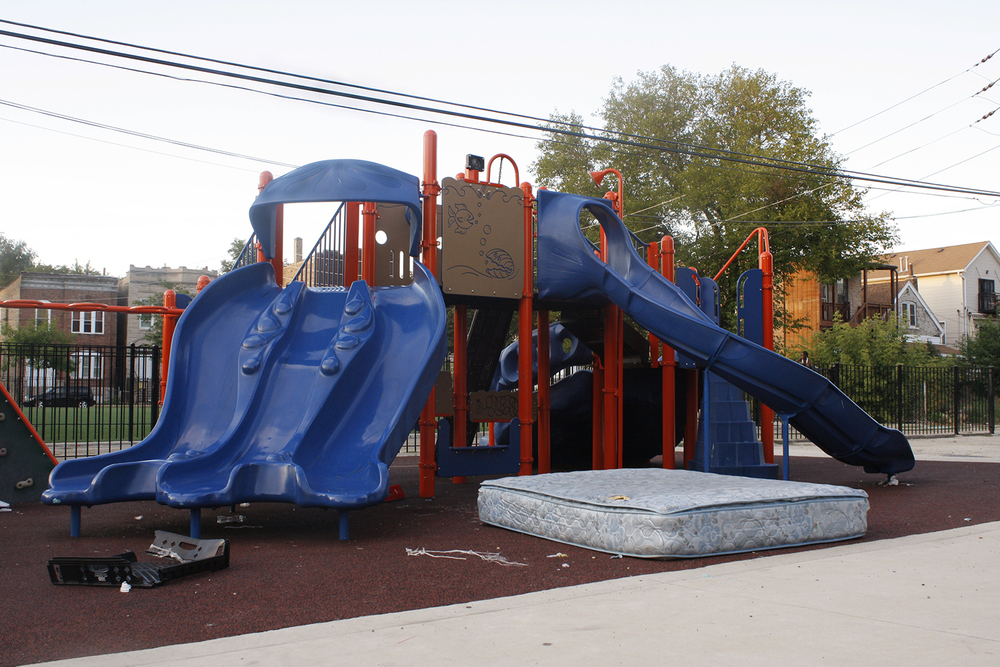 Mary McLeod Bethune Playground