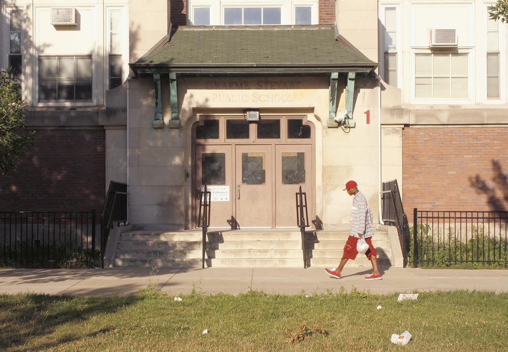 Graeme Stewart Elementary