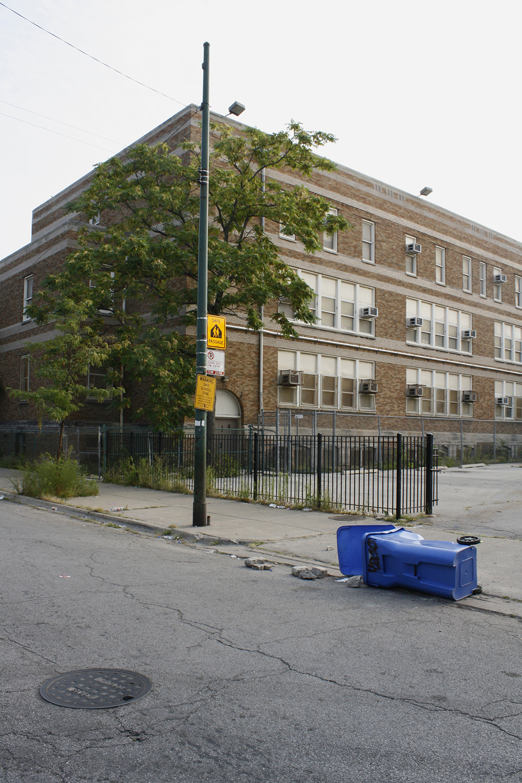 Safe Passage at Nathan R. Goldblatt Elementary