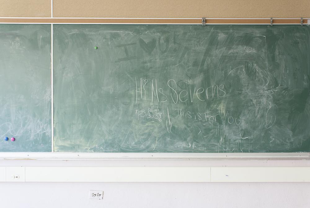 Ms. Severns, Courtenay Elementary