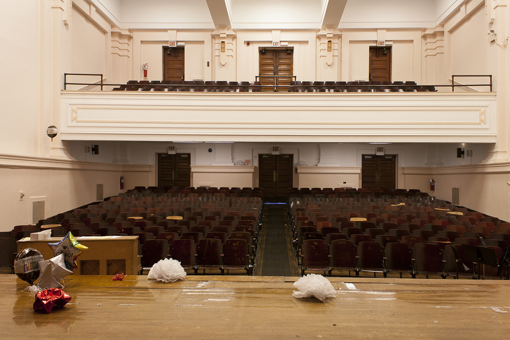 Auditorium, Graeme Stewart Elementary