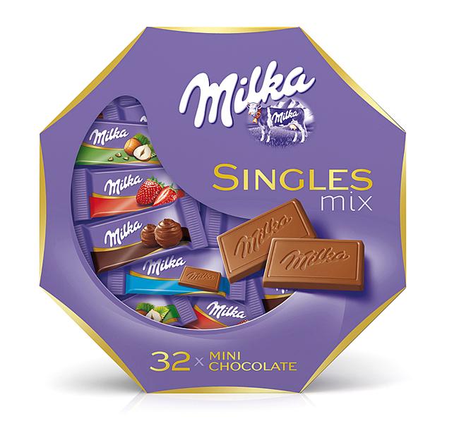 Milka Singles - Mondelez
