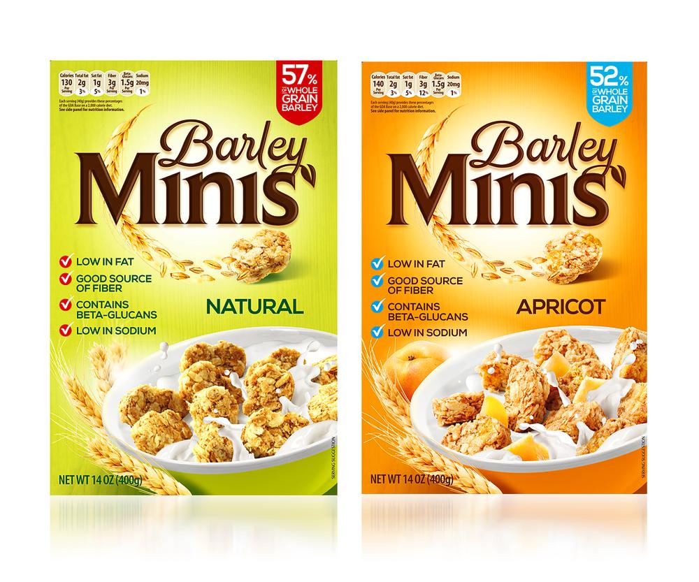 Barley Minis - Semix USA