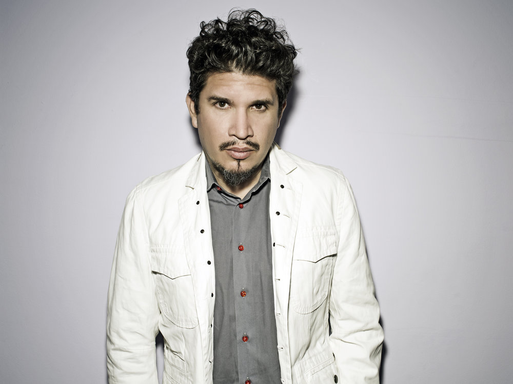 ROB GARZA OF THIEVERY CORPORATION