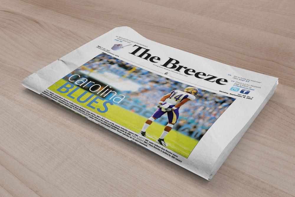 The Breeze Newspaper