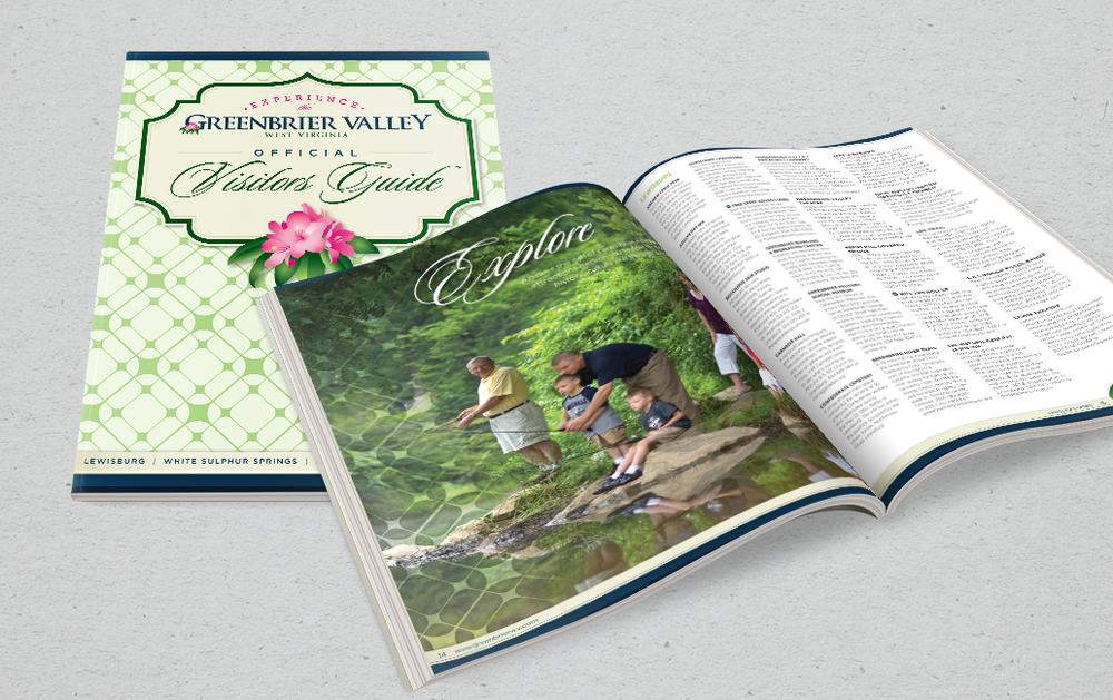Greenbrier Valley2015 Visitors Guide