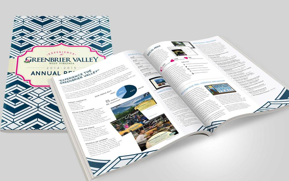 Greenbrier Valley 2014-2015 Annual Report