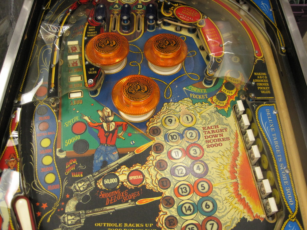 Middle Playfield (Before)