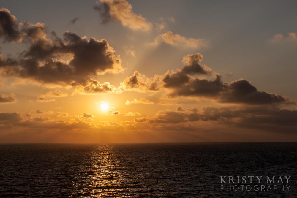 Sunrise, Cozumel, Mexico
